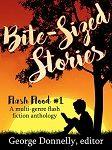 Bite-Sized Stories: A Multi-Genre Flash Fiction Anthology (Flash Flood #1) cover