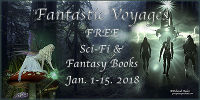 Fantastic Voyages - Free Sci-Fi and Fantasy Jan 1-15 banner